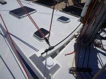 AYC - Akela 50 / Mast foot