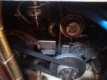 AYC - Akela 50 / Engine
