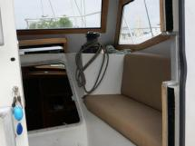 AYC - Chatam 60 / Interior wheelhouse berth