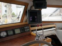 AYC - Chatam 60 / Interior wheelhouse helm station