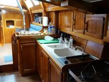 AYC - Chatam 60 / Galley
