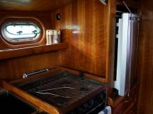 AYC - Chatam 60 / Gas stove & refrigerator
