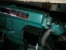 AYC - Damien 40 / Engine