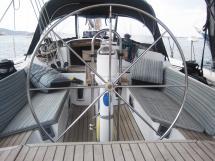 AYC - Levrier des mers 16m / cockpit