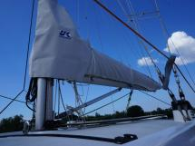 AYC - Trawler fifty 38 / Mast