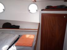 AYC - Trawler fifty 38 / Owner's front cabin