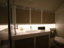 AYC - FUTUNA 70 aft starboard bathroom