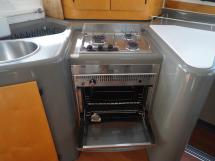 AYC - Lavezzi 40 / Stove & oven