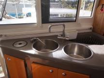 AYC - Lavezzi 40 / Sinks