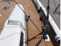 AYC Yachtbroker - GRAND SOLEIL 54 - side deck starboard