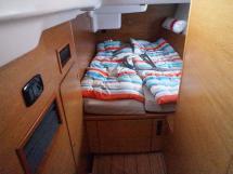 AYC Yachtbroker - GRAND SOLEIL 54 - portboard aft cabin
