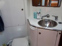 AYC Yachtbroker - sale d'eau avant