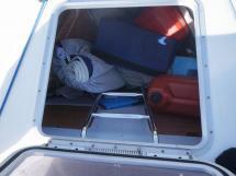 AYC Yachtbroker - soute avant