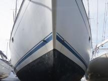 AYC Yachtbroker - étrave