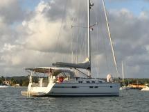 Bavaria 45 Cruiser - Anchored