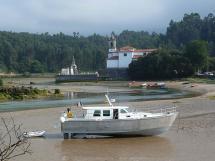 AYC Yachtbroker - Trawler Meta King Atlantique - Grounded
