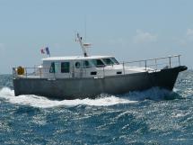 AYC Yachtbroker - Trawler Meta King Atlantique - Under way
