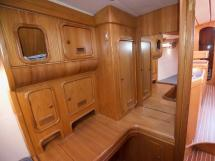 OVNI 47 - Forward starboard cabin