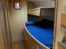 Vaton 54 - Forward cabin