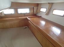Cigale 16 - Port side cabin