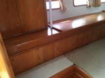 Cigale 16 - Starboard cabin