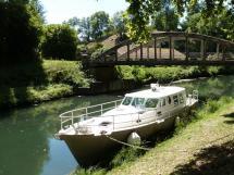 AYC Yachtbroker - Trawler Meta King Atlantique - On the Canal du Midi