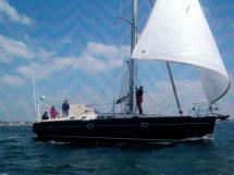Alliage 44 - Under sails