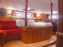 Nordia 65 - Aft owner's cabin