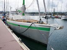 ELLYA 43 - Docked