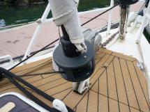 ELLYA 43 - Harken staysail furler