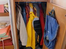 ELLYA 43 - Heated wet locker