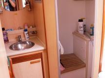 ELLYA 43 - Forward bathroom
