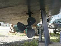 Meta Trawler 33 - Saildrive and wing
