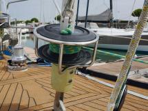 Alliage 44 - Staysail furler