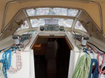 Alliage 44 - Sprayhood and roof