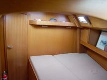 Alliage 44 - Forward stateroom