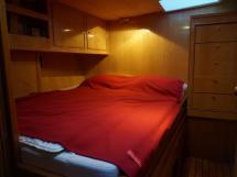SLOOP VATON 78' - Starboard central cabin