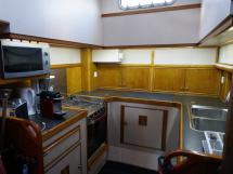 SLOOP VATON 78' - Galley