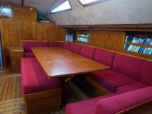 SLOOP VATON 78' - The saloon