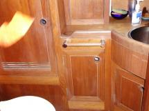 Universal Yachting 49.9 - Bathroom in the forward cabin