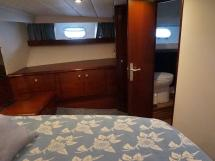 Guy Couach 1800 - Forward owner's cabin