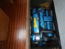 Vaton 54 - Engine