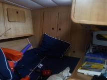 Vaton 54 - Aft starboard cabin