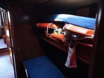 AYC ISLANDER 55 - port cabin