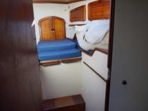 AYC ISLANDER 55 - Front cabin