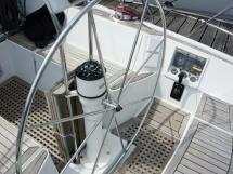 Grand Soleil 45 - Steering station