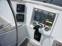 Grand Soleil 45 - Engine control panel
