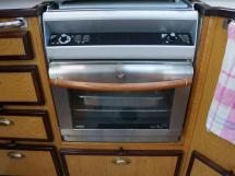 AYC - Randonneur 1200 - Wallas gasoil oven