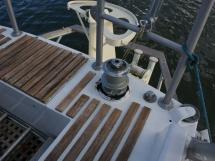Dalu 47 - Aft windlass