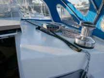 Patago 40 - Starboard roof winch